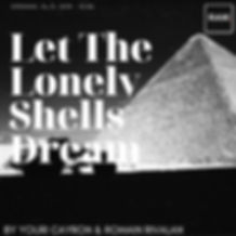 let the lonely shells dream
