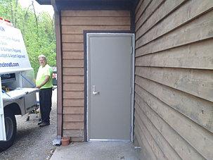 Man Door