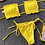 Thumbnail: Choose Me Bikini Set - Yellow