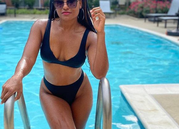 Serena Bikini Set - Black