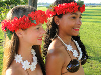 Polynesian Dance School