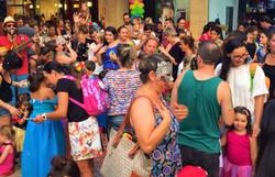 Carnaval 2017 /Fantasiado de Criança