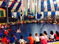 Circo Escola Bom Jesus/SP
