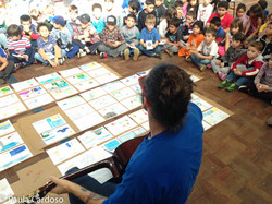 Projeto Zuando nas Escolas2º momento