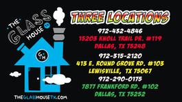 New Glass House TX Website