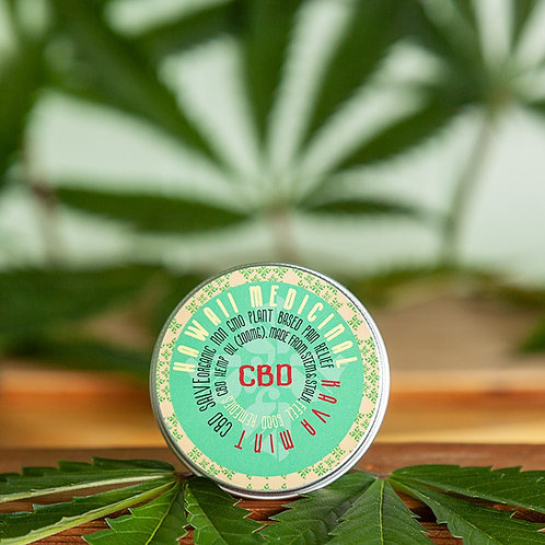 Hawaiian Medicinal Kava Salve Peppermint