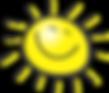 Smiling Sun Clipart