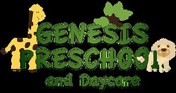 Genesis Preschool & Daycare Logo