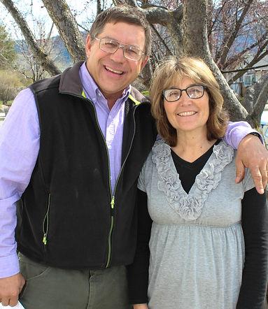 Elder Rick Wagner with wife Elaine