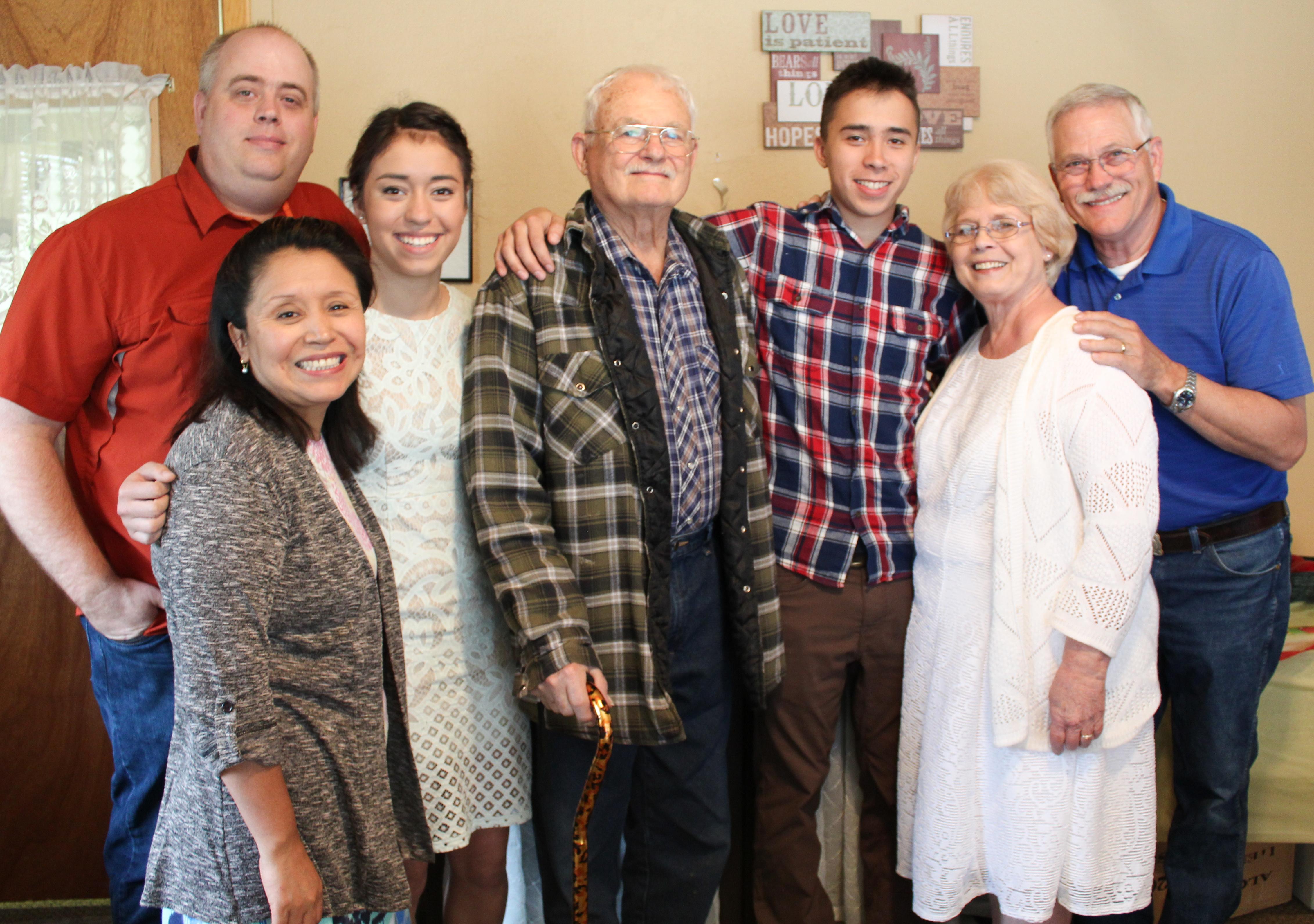 Kilpatrick Family