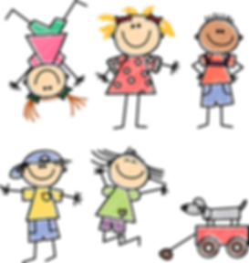 Children Playing Clipart