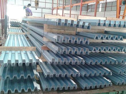 steel-battens แปสำเร็จรูป แประแนง  แปเหล็กโครงหลังคา  แปเหล็กสำเร็จรูป