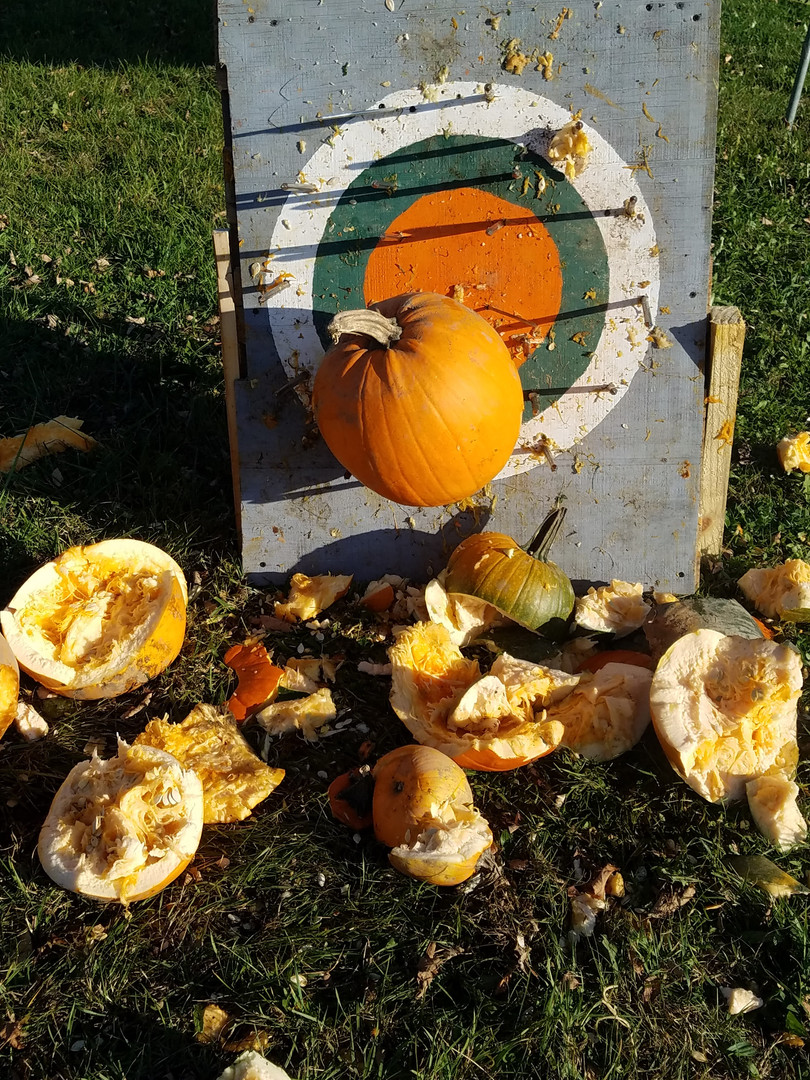 2019 Pumpkin Smash