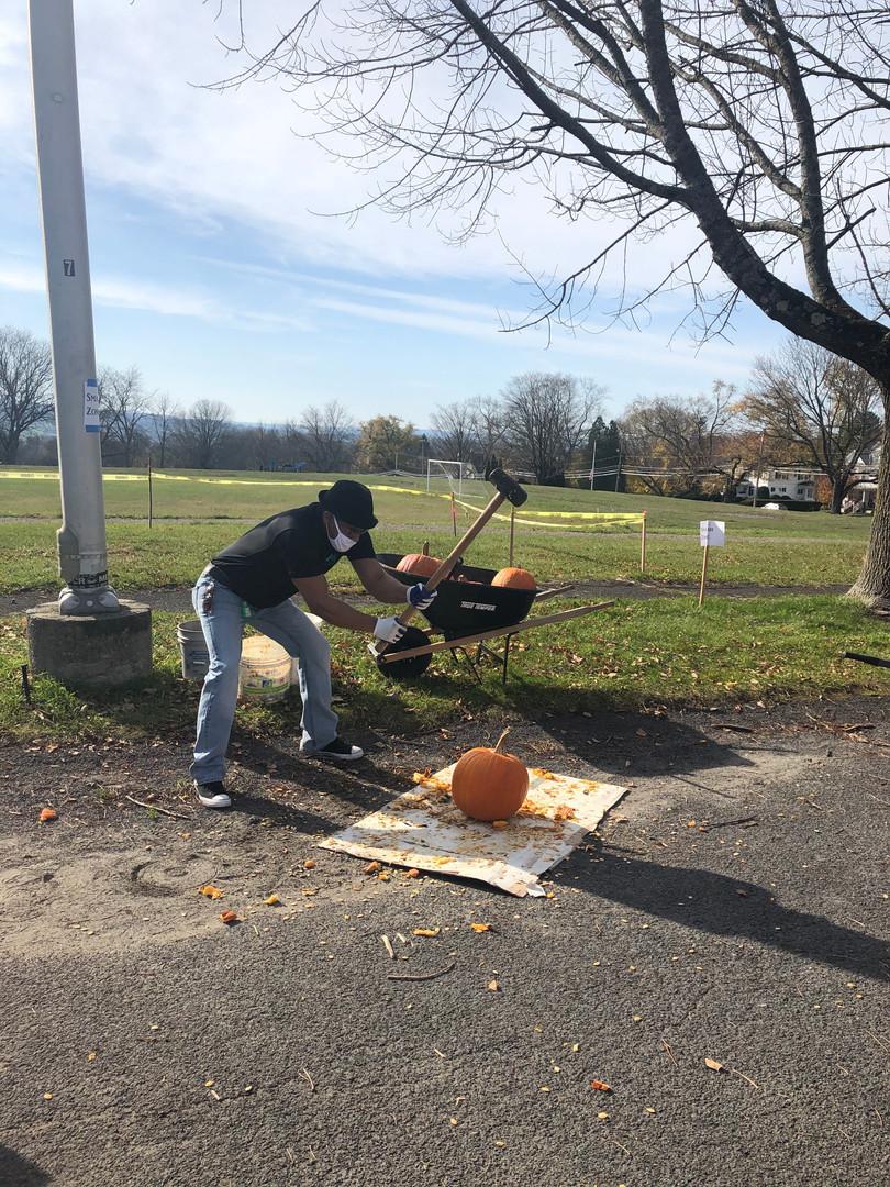 Pumpkin Smash 2020