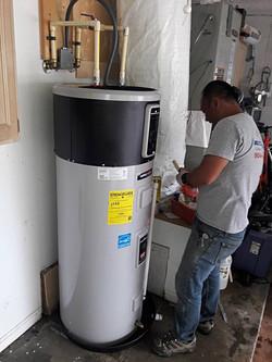 hybrid heater