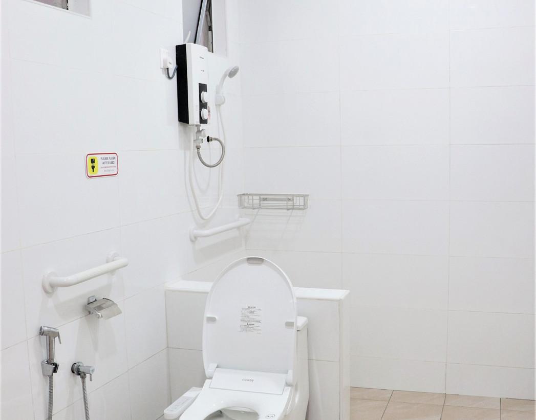 Mintygreen Nursing Home KL Toilet