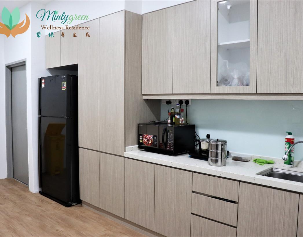 Mintygreen Nursing Home KL Kitchen