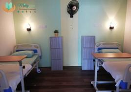 Mintygreen 2-Bedded Room