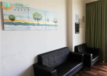 Mintygreen Living Room