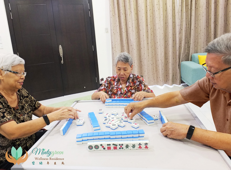 mintygreen mahjong