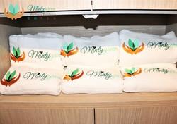 Free Mintygreen Towel