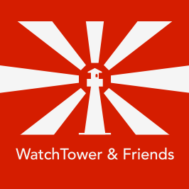 Logo-watch tower