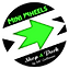 Logo Sticker Mini Wheels