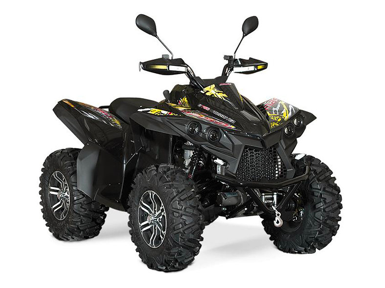 QUAD ADULTE S750 CROSSOVER