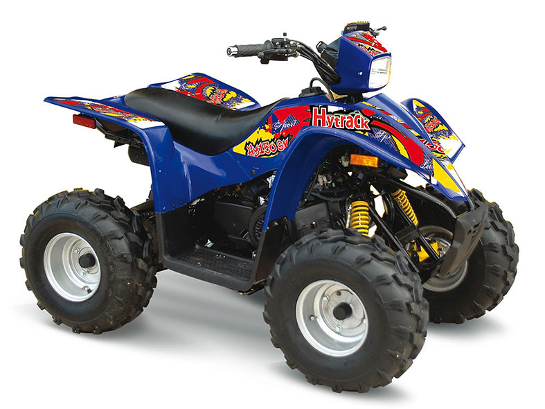 QUAD ENFANT & ADULTE HY 150 SX