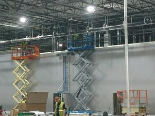 Mullins Mechanical begins work at Gold Creek Foods in Gainesville, GA