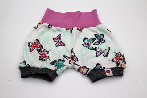 Sommer Hose Schmetterlinge Grösse 68-74