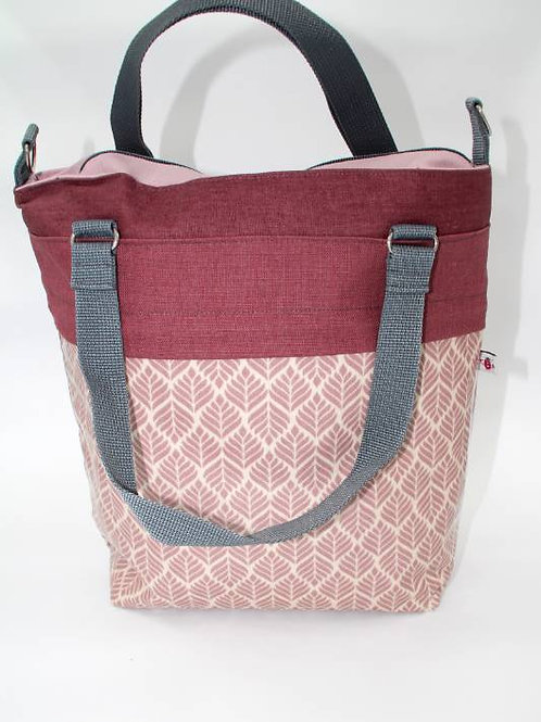 3 in 1 Multibag bordeaux