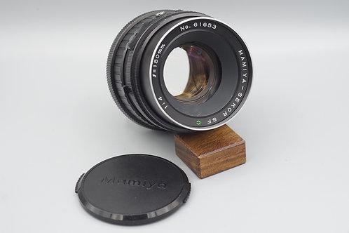 Mamiya Sekor SF C 150mm f4