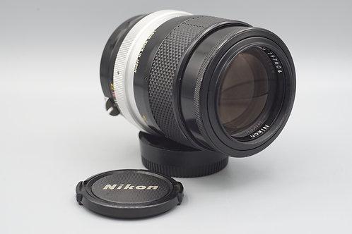 Nikon Nikkor Q Auto 135mm f2.8
