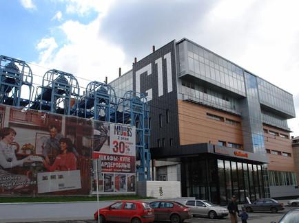 Галерея 11 г. Екатеринбург