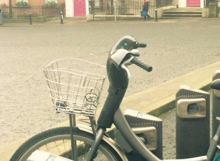 Dublin fietsstad?