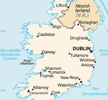 Ierland & Noord-Ierland: hoe zit het precies?