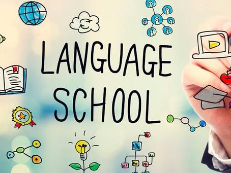 Mijn werk op de talenschool