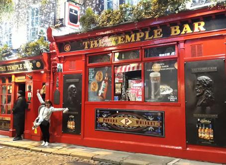 Hoe leuk is Temple Bar?!