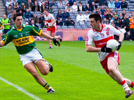 Ongekend populair in Ierland: Gaelic football