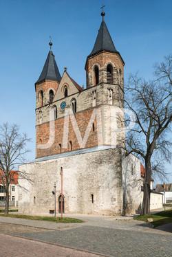Aken, St. Marien
