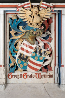 Georg II. Graf v. Wertheim