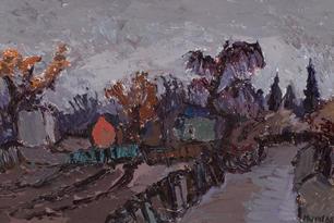 Novembergärten, 1968