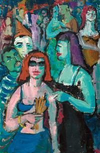 Faschingsstudie, 1962