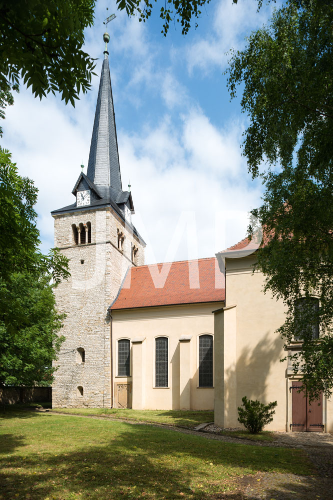 Langenweddingen, St. Georg