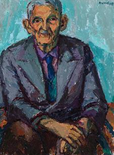 Bildnis E. Stephan, 1965