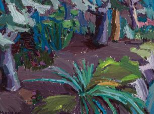 Gartenstück, 1965