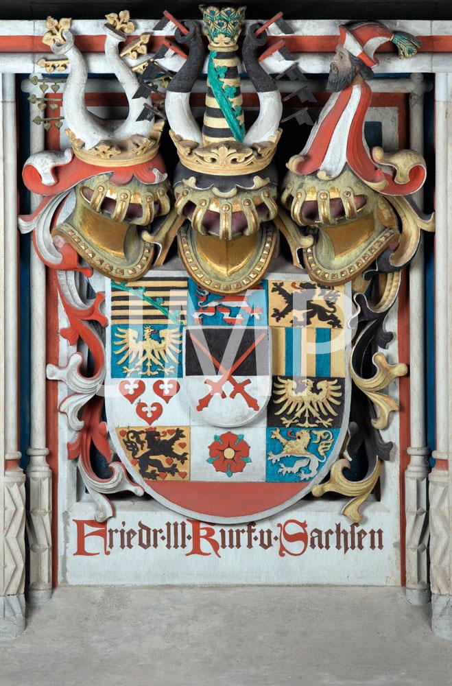 Friedr.III. Kurf. v. Sachsen