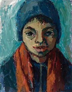 Porträt Barbara, 1965