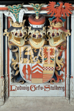 Ludwig Grf. v. Stolberg